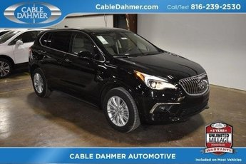 Cable Dahmer Buick GMC Dealer in Kansas City  MO 2018 Buick Envision Preferred 4 Door SUV 2 5L 4 Cylinder DGI DOHC VVT Engine