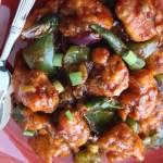 chilli chicken with gravy recipe, chilli chicken indian style recipe, indian recipe