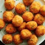 Cheese Aloo Balls
