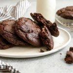 Double Chocolate Delight recipe, easy dessert recipe with chocolate, easy chocolate pudding recipe