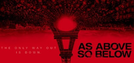 Movie review: As Above, So Below (2014)   My Blog City by Vincent Loy