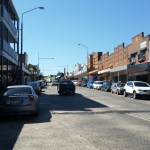 Lightgow main street