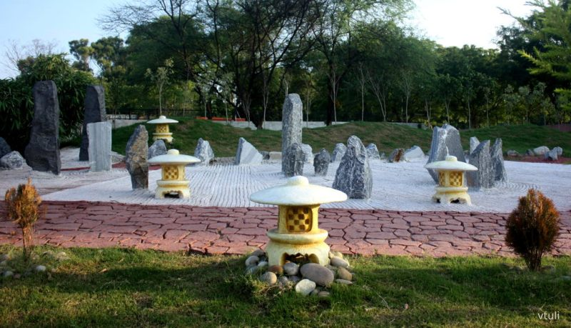 Japanese Rock Garden (Phase - 2) - Japanese Garden Chandigarh