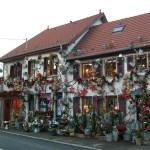 Французский флорист потратил 15 лет жизни на то, чтобы украсить свой дом 800-ми леечками.