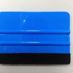 Пластиковый ракель KTM с фетровым покрытием