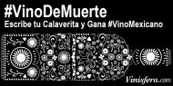 Listas las calaveras al #VinoMexicano en #VinoDeMuerte