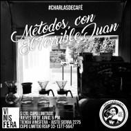 #GDL: Taller de Café – Métodos con El Terrible Juan