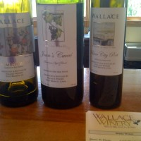 Wallace Winery Selections