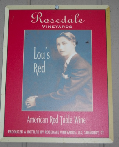 Lou's Red / Photo: Marguerite Barrett