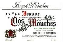 Drouhin Beaune Clos Des Mouches 2006