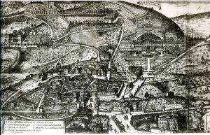 17th Century Frascati