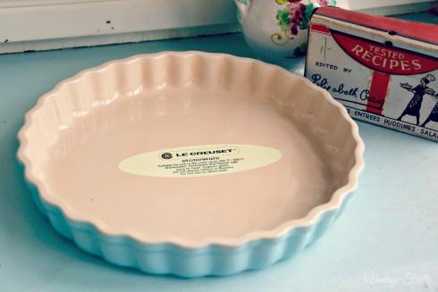 TK Maxx Le Creuset Pie Dish