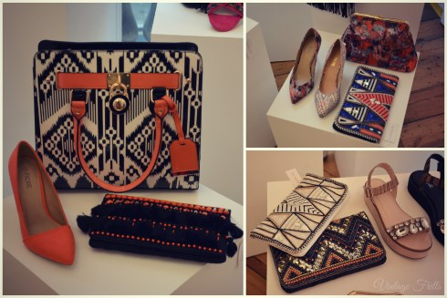 Matalan SS15 Press Day Tribal Bags and Accessories