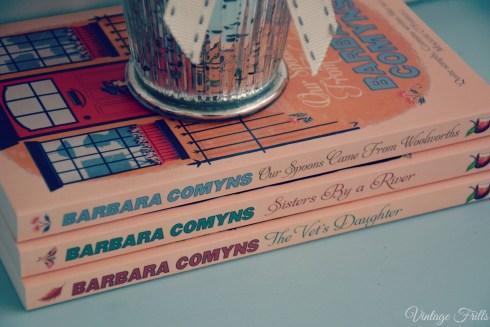 Barbara Comyns Books