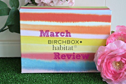 March Birchbox Review