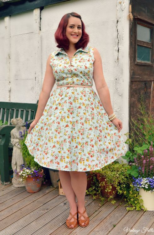 Dolly and Dotty Vintage Style Dress Review