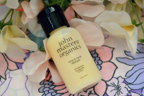 September Birchbox John Masters Organics Citrus and Neroli Detangler