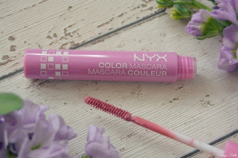 NYX Colour Mascara Pink