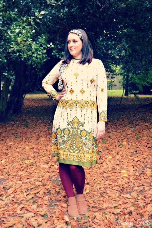Seventies Autumn OOTD