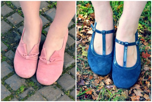 Hotter Vintage Style Shoes