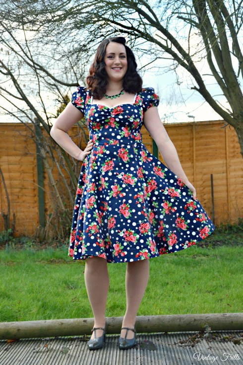 Collectif Mimi dress Review