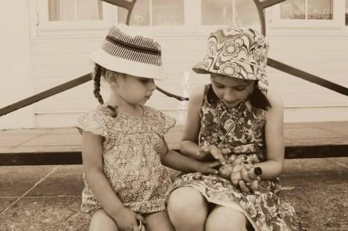 Jess and Lila IOW