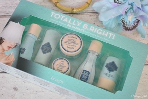 Benefit Totally Bright Gift Set Review