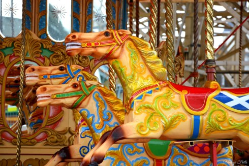 Gallopers Dreamland Margate