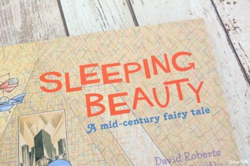 1950s Sleeping Beauty Book