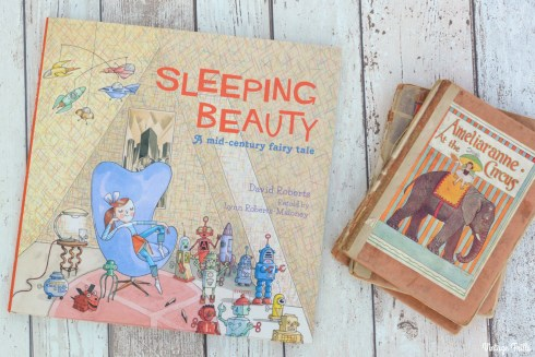 Sleeping Beauty - A Mid Century Fairytale Review