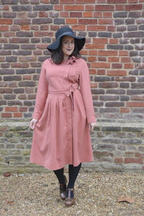 Laura Ashley Pink Dress 2