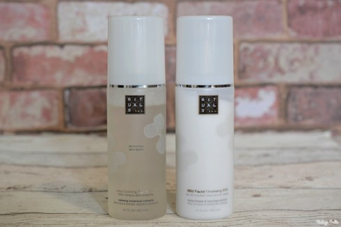 Rituals Cleanser and Toner