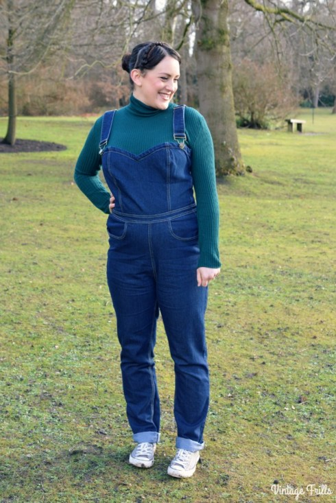 Vintage style Dungarees