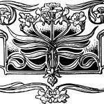 Royalty Free Images - Floral Vector Clip Art Illustration
