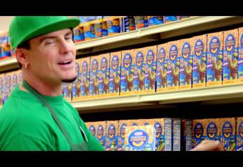 Vanilla Ice Stars In 'Kraft Mac & Cheese' Commercial