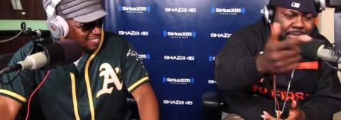 "Mistah FAB ""5 Fingers Of Death"" Freestyle [Sway In The Morning]"