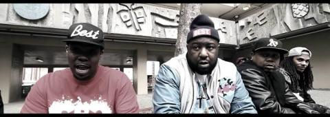Freeway & The Jacka Feat. Dubb 20 & Fam Syrk – On My Toes [VMG Approved]
