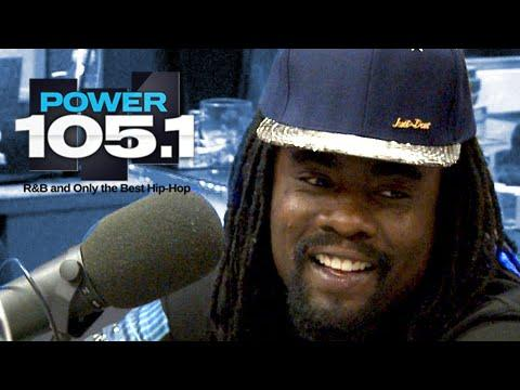 Wale Interview With The Breakfast Club