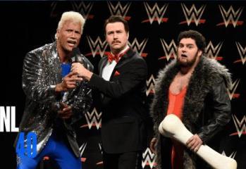 Koko WatchOut (Dwayne Johnson) WWE Promo Shoot (SNL Skit)