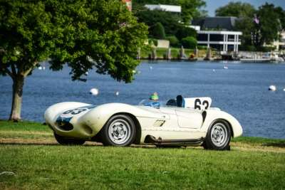 Greenwich Concours Photo Gallery - Vintage Road & Racecar