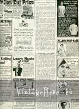 Summer 1917 Hair Styles   and the last of the April 1917 scans