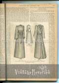 1892 Cloak, Coat, and Basque Fashions
