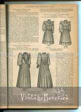 Styles for Misses and Girls (Winter of 1892   The Delineator)