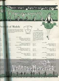 The St. Louis Fashion Pageant   1924, Pt 2