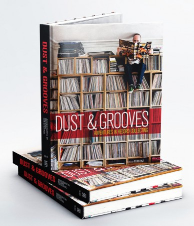 Dust & Grooves Buch zum Record Store Day 2014