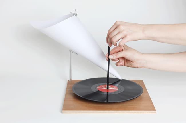 The Minimal Gramophone - Kampagne auf Startnext