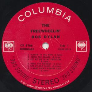 Bob Dylan - Freewheelin: The worlds rarest record