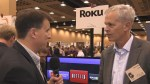 Jim Funk of Roku describes their latest set-top boxes and their content strategy.