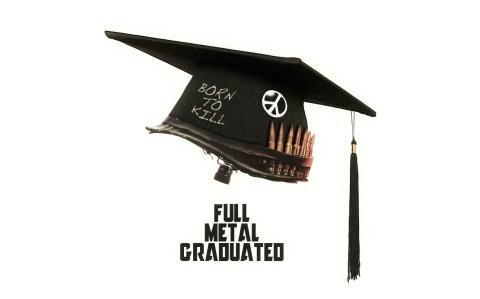 Full Metal Graduated