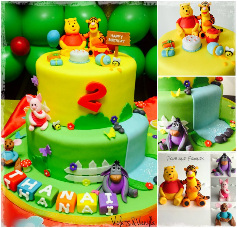 Large Of Winnie The Pooh Birthday